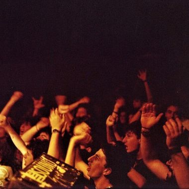 crowd city hall 1988
