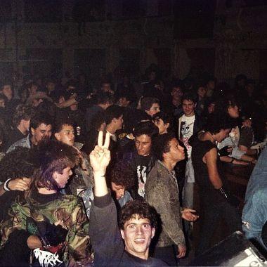 crowd radio city 1989
